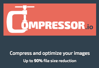 Compress image file size